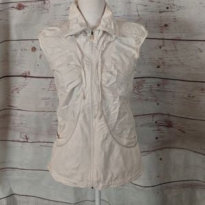 Lululemon Vintage Velocity Vest Size 8